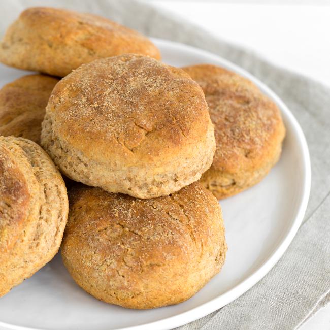 Einkorn Biscuits Recipe By Heidi Ellis