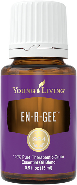 Young Living - EN-R-GEE Esential Oil Blend