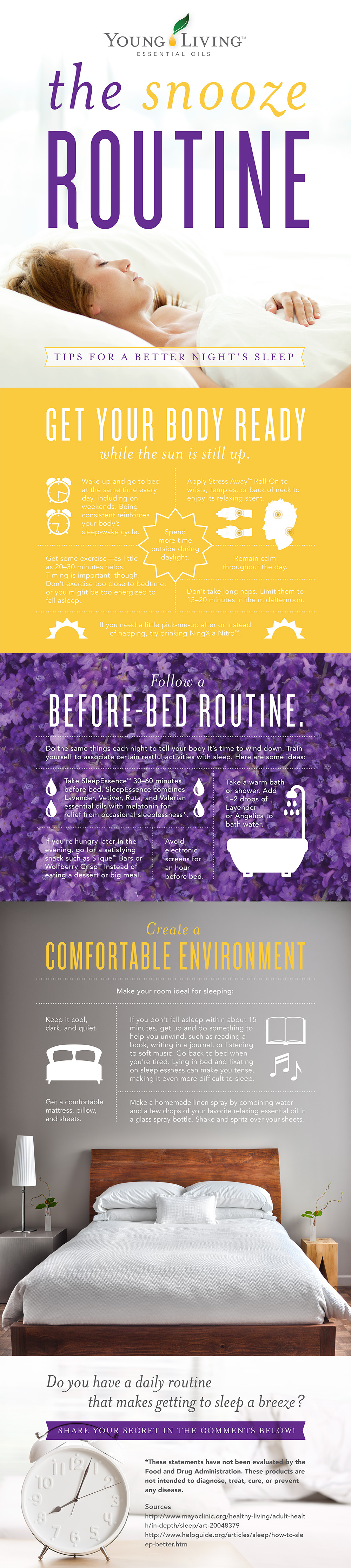 Sleep, Young Living, Essential Oils, Lavender, Stress Away Roll On, SleepEssence, Vetiver, Ruta, Valerian, Angelica, Slique Bar, Wolfberry Crisp,