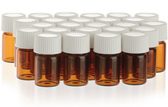 Amber Bottles - Young Living