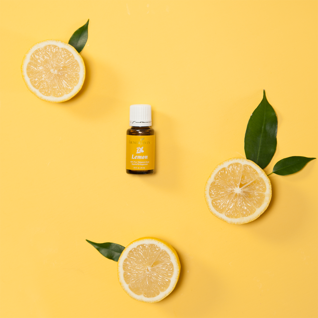 Young Living - Lemon Essential Oil