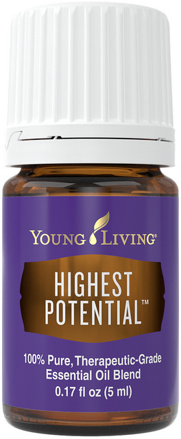 highest potential essential oil blend