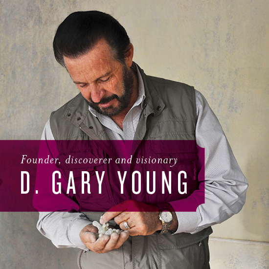 D. Gary Young - Young Living