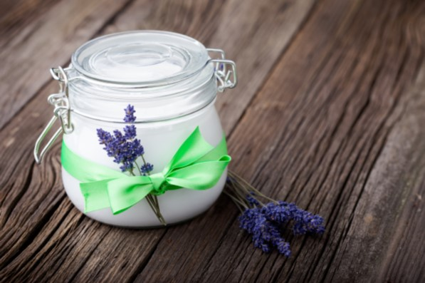 Body Scrub with Young Living Essential Oils