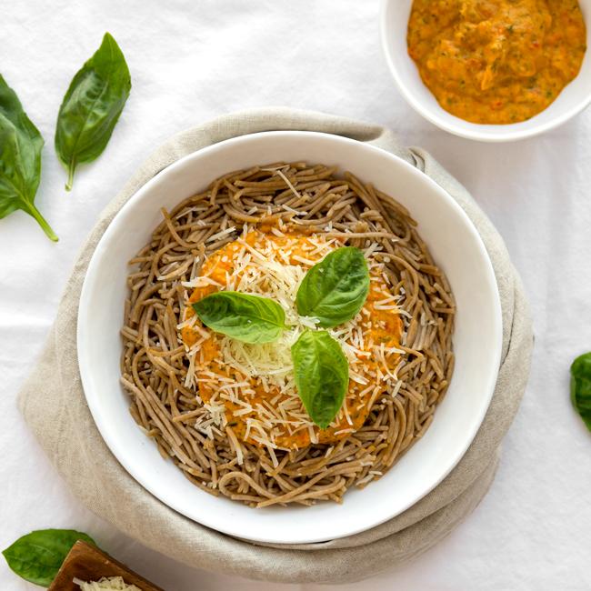 Pasta Primo Perfect in Veggie Sauce Recipe By Christie Egerton