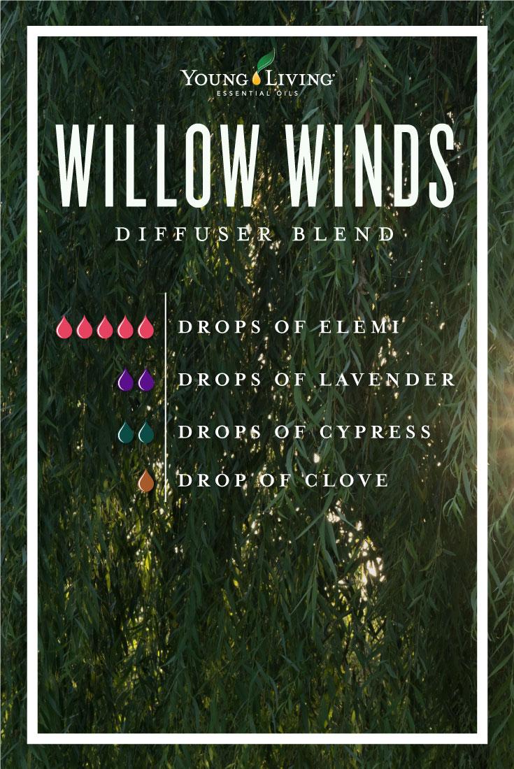Elemi essential oil diffuser blend