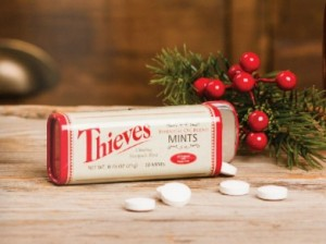 Young Living Thieves Mints