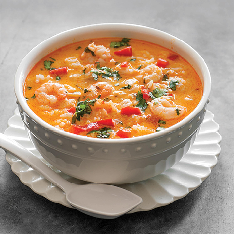 Homemade Thai Soup Recipe