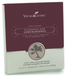 Ecuadorian Dark Chocolessence - Young Living