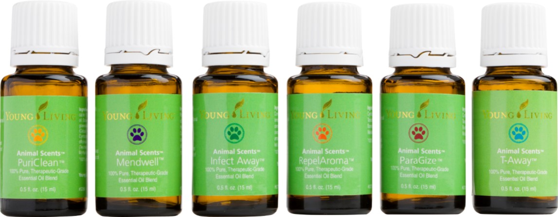 AnimalScents Oils - Young Living